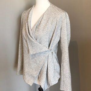 Chic blazer with pockets